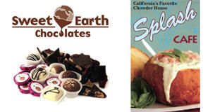 Splash Cafe and Sweet Earth Chocolates